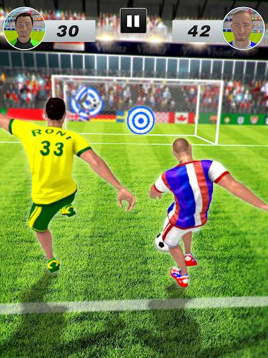 Real Football Player: Soccer Strike League Game 1.7 screenshots 12