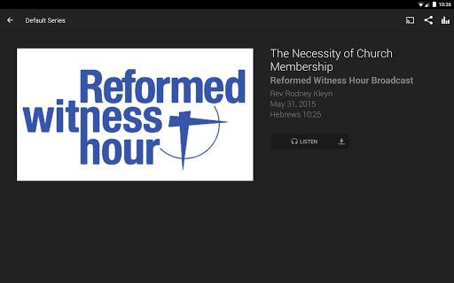 Foto do Protestant Reformed Churches
