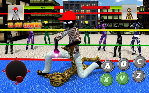 Stickman Wrestling 2.2 screenshots 8
