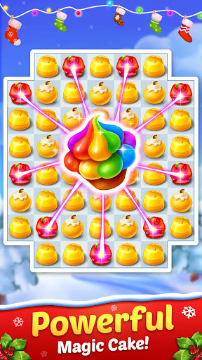 Cake Smash Mania - Swap and Match 3 Puzzle Game 3.0.5050 screenshots 2