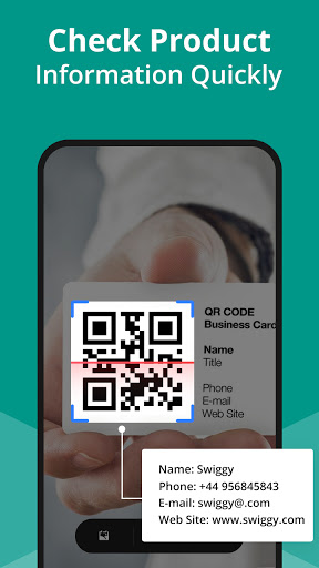QR Code Scanner App - Barcode Scanner & QR reader android2mod screenshots 10