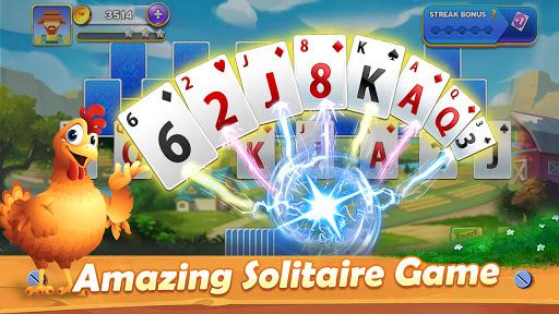 Solitaire Card - Harvest Journey  screenshots 2