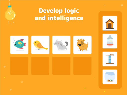 Tiny Puzzle - Learning games for kids free  screenshots 19