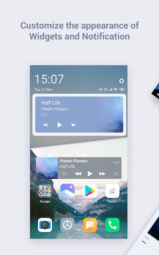 Stellio - Music and mp3 Player 6.2.11 Screenshots 7