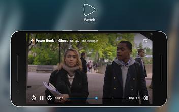 DStv screenshot thumbnail