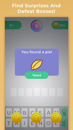 Riddles for everyone - Crossword Word Connect  screenshots 4