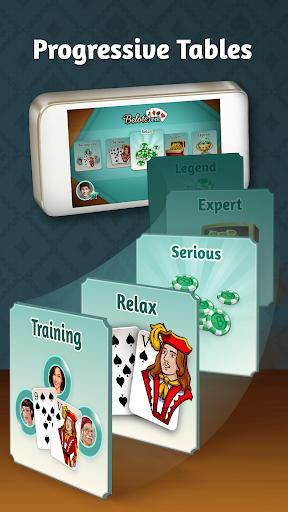 Belote.com - Free Belote Game 2.1.5 screenshots 9