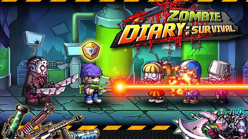 Zombie Diary 1.3.2 screenshots 1