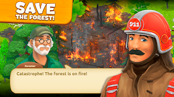 Plant the Forest: Play Match 3 and Plant Trees