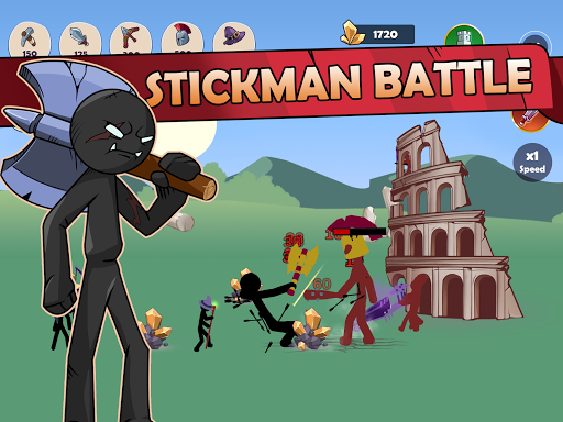 Stickman War Legend of Stick apkpoly screenshots 22