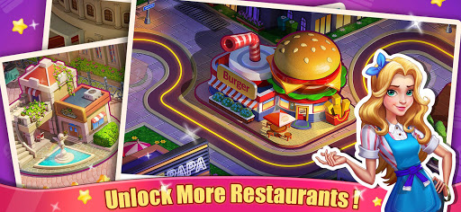 Crazy Cooking Tour: Chef's Restaurant Food Game screenshots 3