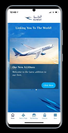 Kuwait Airways screenshots 2