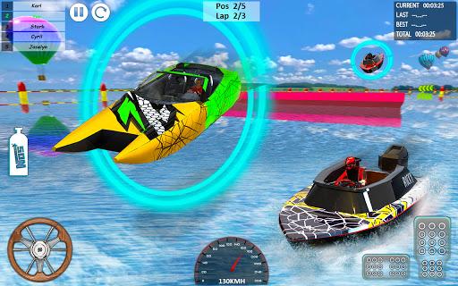 Xtreme Boat Racing 2019: Speed Jet Ski Stunt Games android2mod screenshots 4