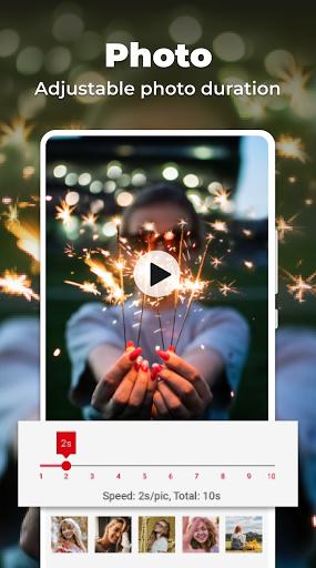 SlideShow - Photo Video Maker & Slideshow Maker  Screenshots 2
