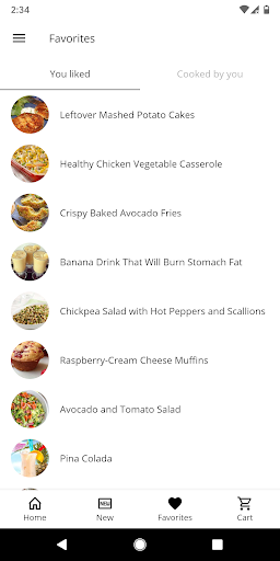Healthy Recipes 5.45 screenshots 4