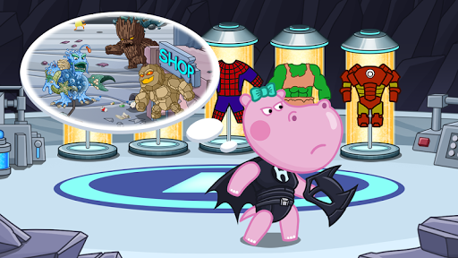 Superhero for Kids  screenshots 3