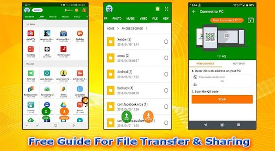 Free Guide For File Transfer & Sharing 2020 3.0
