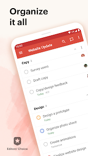 Todoist: To-Do List Premium APK (MOD) 1