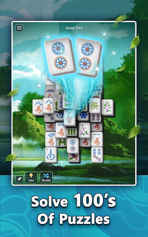Mahjong by Microsoft poster 1