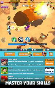 AFK Quest Mod Apk: Idle Epic RPG (One Hit Kill) 1