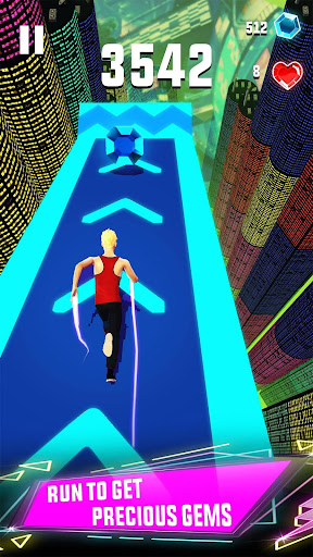Sky Jumper: Parkour Mania Free Running Game 3D 2.0 screenshots 2