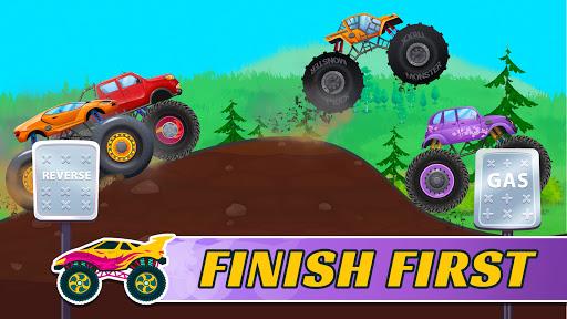 Monster Trucks: Racing Game for Kids Fun  screenshots 4