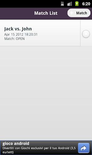 burraco scorekeeper screenshot 3