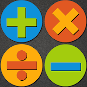 Fast Math for Kids with Tables