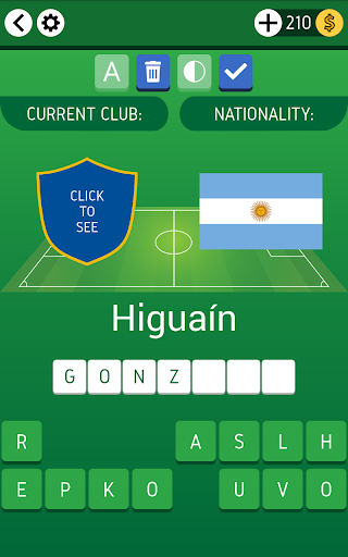 Names of Soccer Stars Quiz 1.1.36 screenshots 10