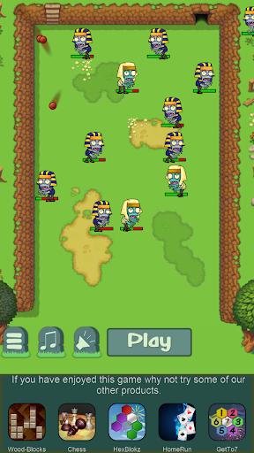 Ballz vs Zombies, zap a zombie  screenshots 2