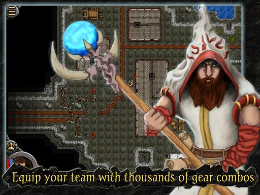 Heroes of Steel RPG Elite screenshots 13