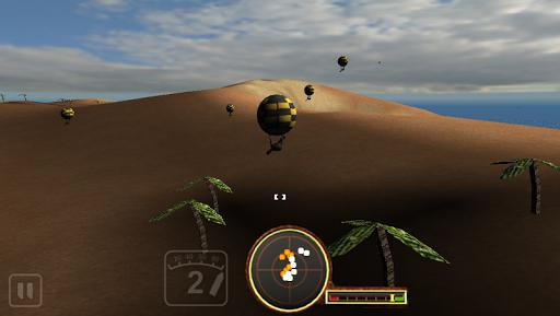 Balloon Gunner - Steampunk Airship Shooter  screenshots 4