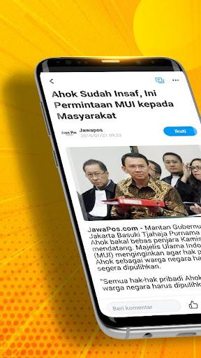 BaBe+ - Berita Indonesia 11.1.1.01 screenshots 1