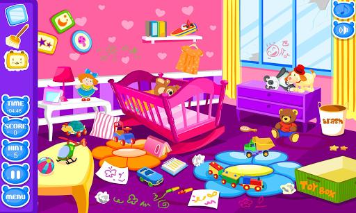 rooms clean up screenshot 1