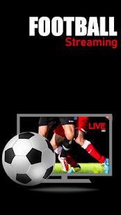 Live Football Tv Stream HD 1.6 Screenshots 1