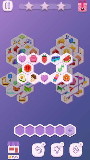 Tile Match Hexa 1.0.2 screenshots 12