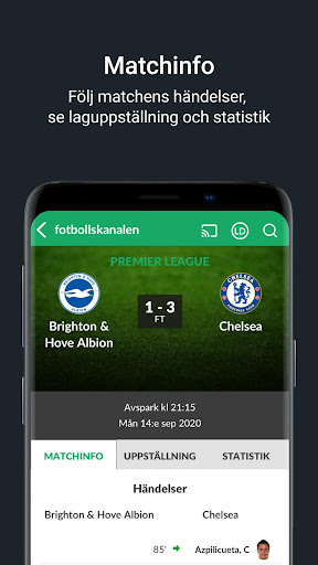 Fotbollskanalen 1.13.6 screenshots 6