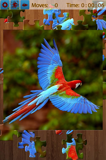 Birds Jigsaw Puzzles Game android2mod screenshots 5