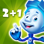 The Fixies Cool Math Learning Games for Kids Pre k