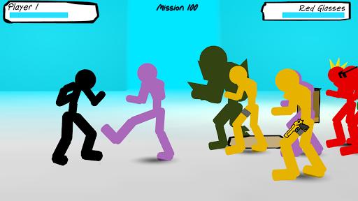 Stickman Street Fighting 1.06 screenshots 2