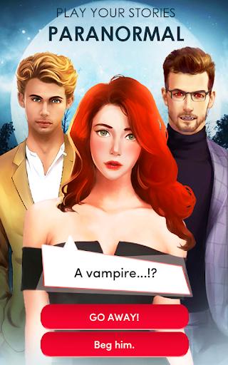 Fantasy Romance: Interactive Love Story Games 1.2.5 screenshots 2