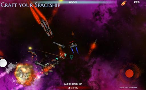Rome 2077: Space Wars 4.0 screenshots 1