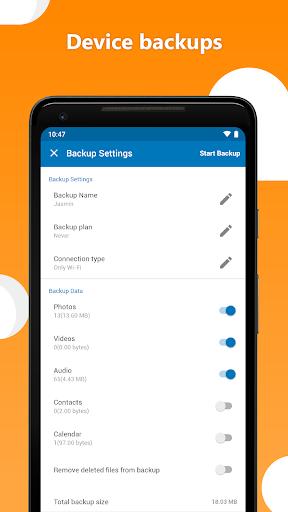 HiDrive  screenshots 6