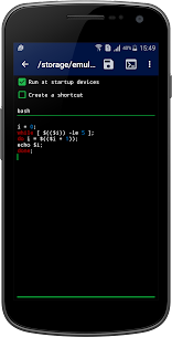 Qute: Command Console & Terminal Emulator (MOD APK, Paid Features Unlocked) v3.19 4