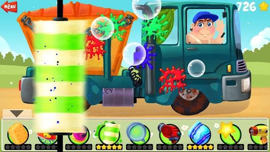 Car Wash – Cars Trucks Garage Kids 2