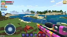 Fire Craft: 3D Pixel Worldのおすすめ画像2