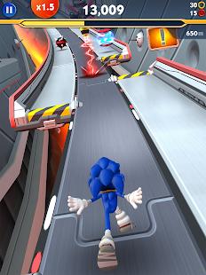 Sonic Dash 2: Sonic Boom screenshots 9