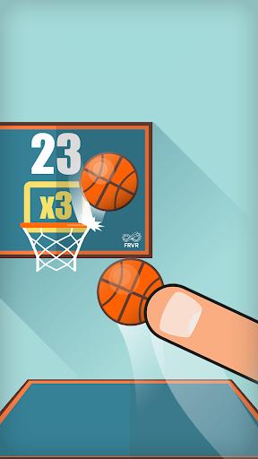 Basketball FRVR - Shoot the Hoop and Slam Dunk! screenshots 3