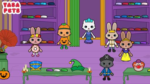 Yasa Pets Halloween 1.0 Screenshots 14