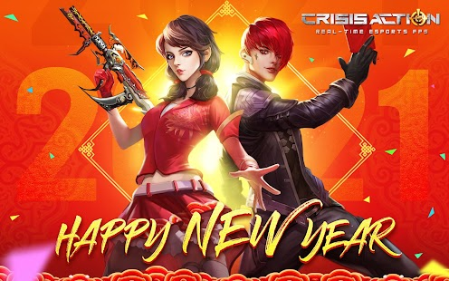 Crisis Action: 5th Anniversary Screenshot